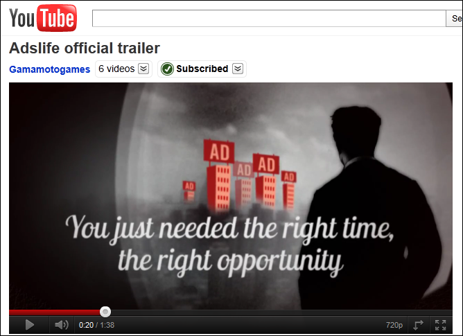 Adslife official trailer