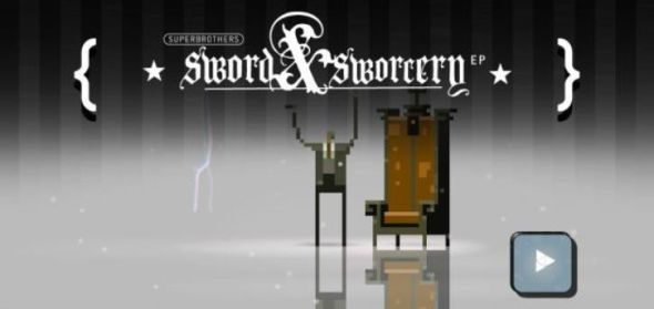 Sword & Sworcery - the game
